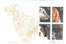 Ireland-Dogs Min sheet 2016 fine used =- pets
