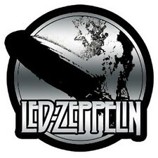 LED ZEPPELIN STICKER - AIRSHIP BALLOON - Rare New Decal - PRINT IMAGE PHOTO -G10