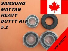 FRONT LOAD WASHER,3 TUB BEARINGS AND SEAL, Samsung,Maytag, KIT # 5.2 ,DC6200156A