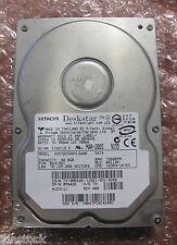 """Hitachi Deskstar - 3,5 """" 7.2 K, 40gb Sata Disco Duro Hdd-hds722540vlsa80"""