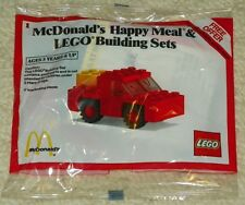 LEGO 1912 - McDonalds Promotional Poly Bag Building Set - Car - 1989 - NEW