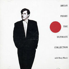 BRYAN  FERRY The Ultimate Collection with Roxy Music (CD)  Virgin / E.G. Records