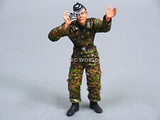 1/16 Radio Control TANK WWII SOLDIER FIGURE Full Body PAINTED #2009