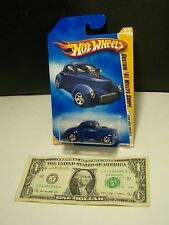 Hot Wheels - Blue Custom '41 Willys Coupe #25 - New Models - 2009