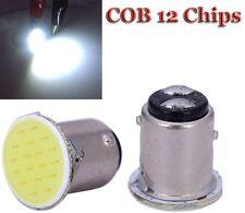BA15YD 1157 P21W/5W 12 LED COB 5W STOP POSIZIONI DOPPIO FILAMENTO BILUCE