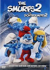 USED  DVD // THE SMURFS 2 // Katy Perry, Jonathan Winters