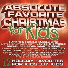 CD Absolute Favorite Christmas for Kids - Various Artists NEW