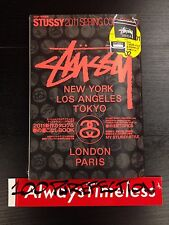STUSSY MAG WITH FREE SHOULDER BAG SUPREME BAPE MASTERMIND
