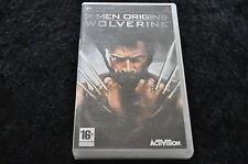 X-Men Origins:Wolverine (Geen Manual) PSP Game
