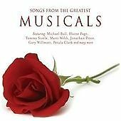 Songs From The Greatest Musicals, Various Artists, Very Good