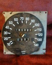 BMW E21 Euro Speedometer