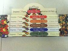 Tempo di Natale, Festosa Regalo di incenso, confezione contiene 40 Bastoncini-GRATIS UK P & P