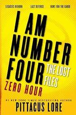 I Am Number Four: The Lost Files: Zero Hour Lorien Legacies: The Lost Files
