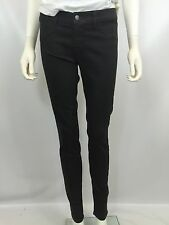 J Brand Women's 901 Black Pearl Waxy Coated Legging Jeans 27 c831