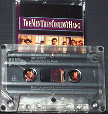 Men They Couldn't Hang Silver Town CASSETTE ALBUM Folk Rock Indie Rock