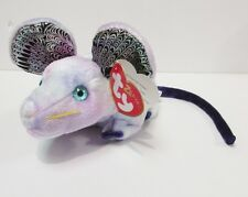 Ty Beanie Baby Chinese Zodiac Series Year of the Rat PRISTINE New w/Mint Tags