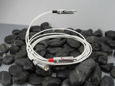 Nerve Audio ULTRA SUB 20 Silver Subwoofer Interconnect Y Cable 4 meter