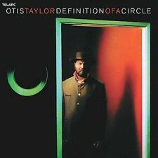 Otis Taylor - Definition Of A Circle (2007) - Used - Compact Disc