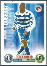TOPPS MATCH ATTAX 2007-08-READING-MICHAEL DUBERRY