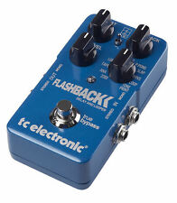 TC Electronics Flashback Delay  and Looper Effect Pedal, New