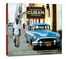 The Essential Cuban Anthology (NEW SEALED 2 CD)