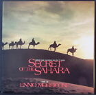 ENNIO MORRICONE - SECRET OF THE SAHARA SOUNDTRACK AUS PRESS '87 RCA GREAT COND.