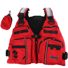 Buoyancy Aid Sailing Fishing Kayak Boating Surfing Life Jacket Vest Waistcoat