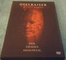 Hellraiser: Hellseeker (BRAND NEW DVD, 2002) MINT CONDITION