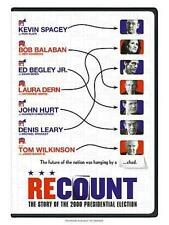 Recount: The Story of the 2000 Election (DVD, 2008) Bob Balaban, Kevin Spacey