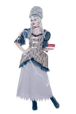 Marie Antoinette Ghost Costume - Size Medium (8-10)