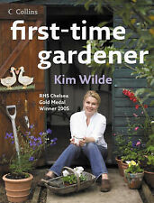 The First Time Gardener Kim Wilde Very Good Book