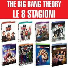 The Big Bang Theory - Serie TV - Cofanetti Singoli Stag. Dalla 1 Alla 8 - 25 Dvd
