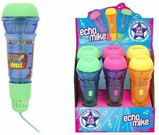 Echo Microphone Transparent Colours Voice Toy Gift Birthday Present Changer Kids