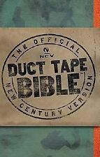 The Duct Tape Bible, Thomas Nelson, Good Book