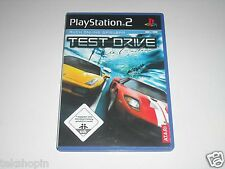 Ps2-Test Drive Unlimited ** PlayStation 2 juego