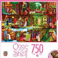 Once Upon a Shelf - Literature of Love Puzzle