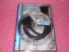 Monster Cable High Performance 6' DVI-D Video Cable for HDTV DVI400 BRAND NEW