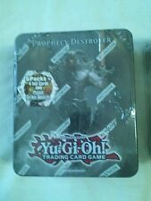 Yugioh 2012 Collectible Tin Wave 2.5   Prophecy Destroyer  NISW