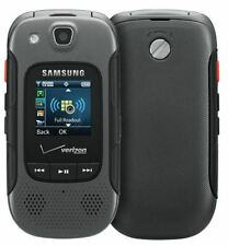 New Samsung Convoy 3 SCH-U680 - Metallic Gray (Verizon) Rugged Cell Phone PTT