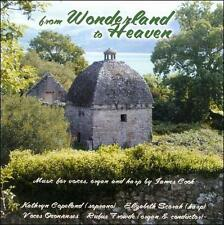 From Wonderland to Heaven: Music by James Cook, New Music