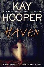 A Bishop/SCU Novel: Haven by Kay Hooper (2012, Hardcover)