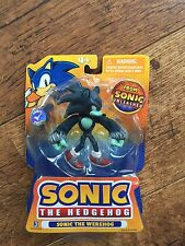 Jazwares Sonic The Hedgehog Werehog Figure NRFB