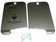 RENAULT VEL SATIS 02-09 KEY CASE SHELL FOB REMOTE 2 BUTTONS NEW W/O BLADE