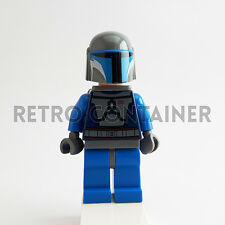LEGO Minifigures - 1x sw296 - Mandalorian - Star Wars Omino Minifig 7914 9525