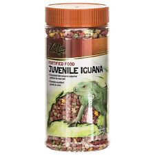 Zilla Fortified Food for Juvenile Iguanas Direct from manuacture 6.5 oz
