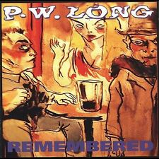 P.W. Long - Remembered (Touch & Go) CD NEW SEALED