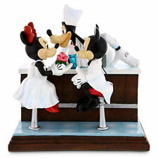 Mickey Minnie Mouse After the Prom Figurine by Charles & Bruce Boyer-Disney Park