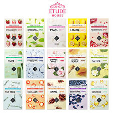 "[ETUDE HOUSE] 0.2 Therapy Air Mask ""one mask a day"" 15pcs"