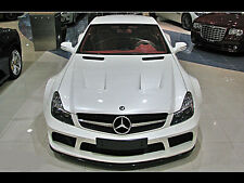 Mercedes SL R230 2001-2012 Black Series Body Kit