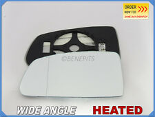 Wing Mirror Glass KIA RIO III 2005-2010 Wide Angle HEATED Left Side #JK009